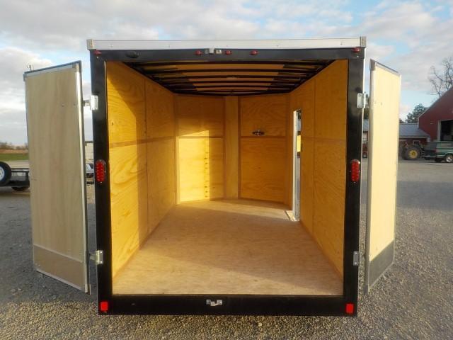 2021 Interstate SFC714 TA2 Enclosed Cargo Trailer