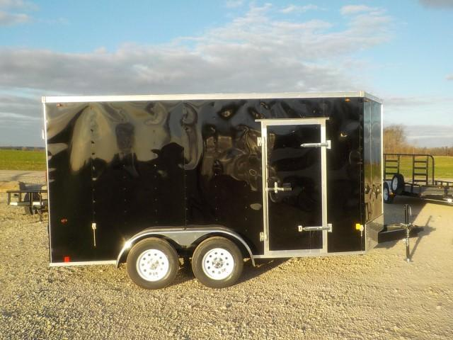 2021 Interstate SFC714 TA2 Enclosed Cargo Trailer