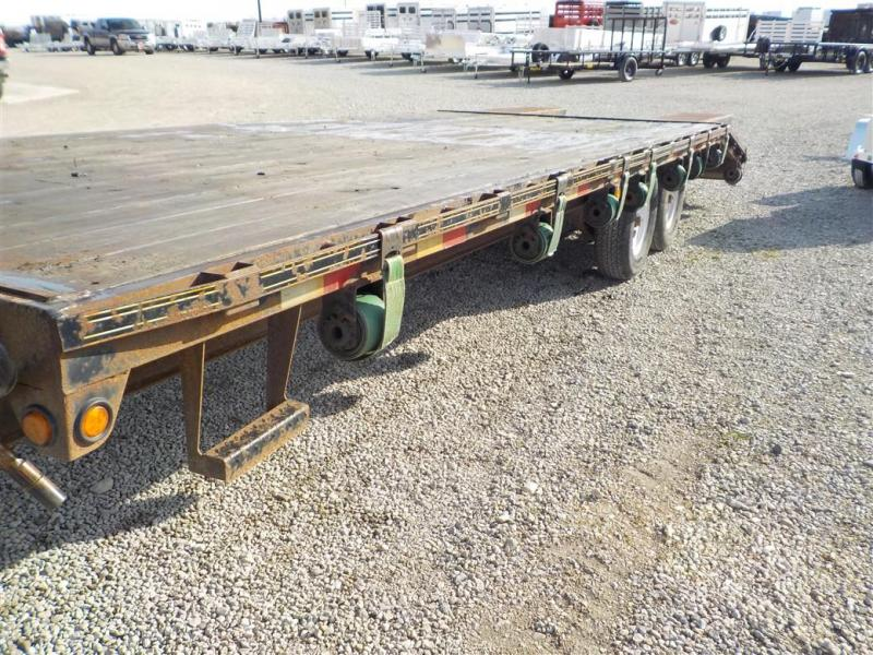 2011 Big Tex Trailers 14GN 20+5 Equipment Trailer **USED**