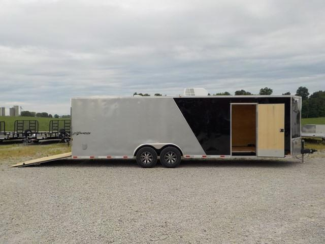 2021 Homesteader Trailers 826 AB CAR HAULER Enclosed Cargo Trailer