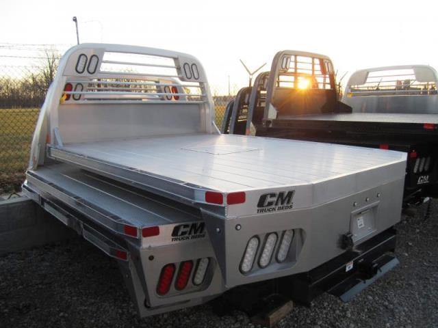 "NEW CM AL RD (GMSD) Truck Bed 11'4"" X 97"" X 60"" X 34"""