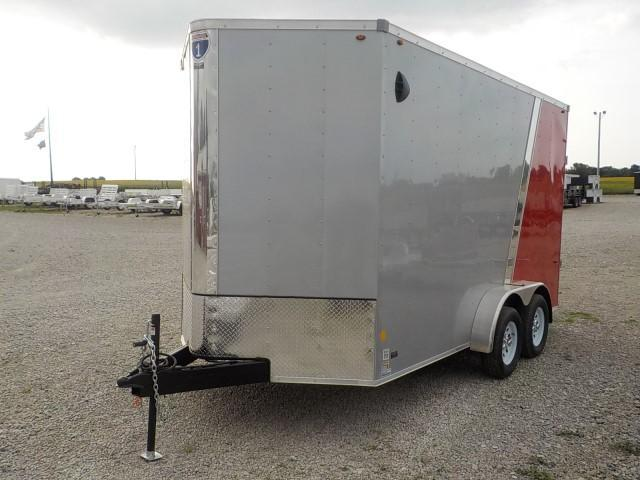 2021 Interstate 1 Trailers IFC 714 TA2 Enclosed Cargo Trailer