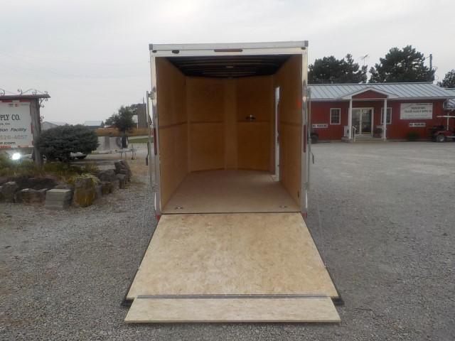 2021 Interstate 1 Trailers IFC714 TA2 Enclosed Cargo Trailer