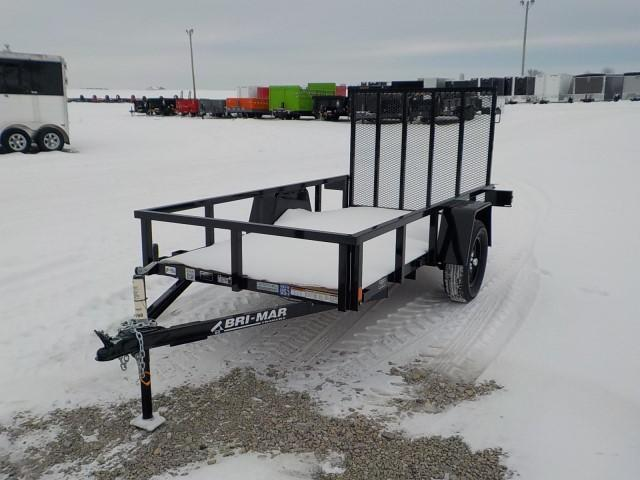 2021 Bri-Mar UT-510 Utility Trailer
