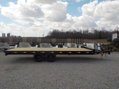 2020 Big Tex Trailers 10OA-20BK8SIR Equipment Trailer