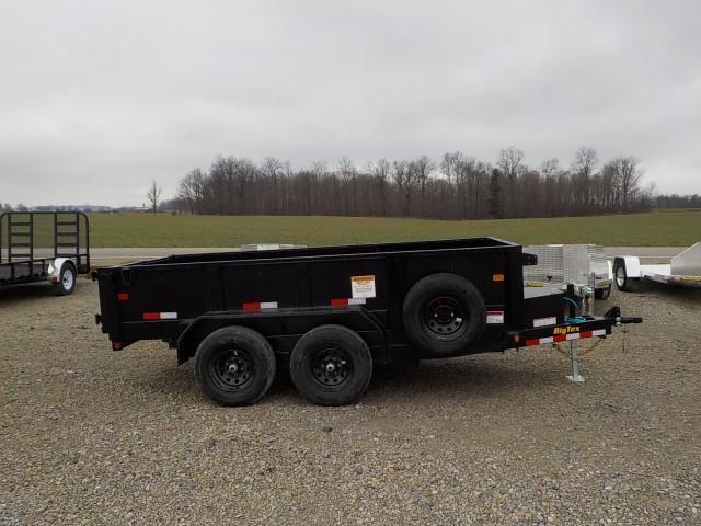 2021 Big Tex Trailers 90SR-12BK-7SIR Dump Trailer
