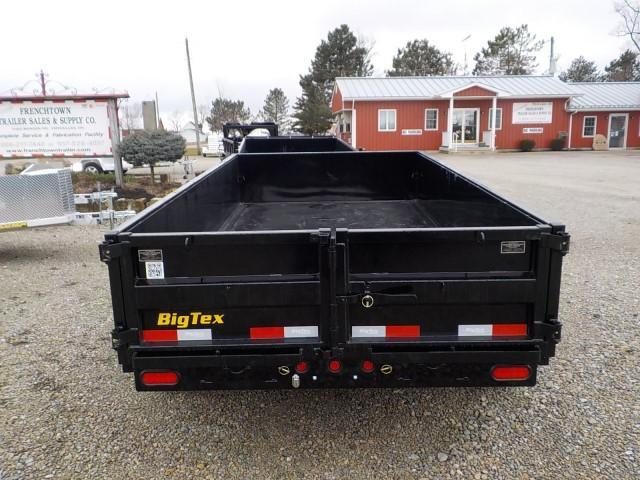 2021 Big Tex Trailers 90SR-12BK-7SIR Dump Trailer