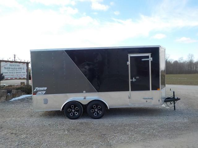 2021 Homesteader Trailers MODEL 716 IT INTREPID Enclosed Cargo Trailer