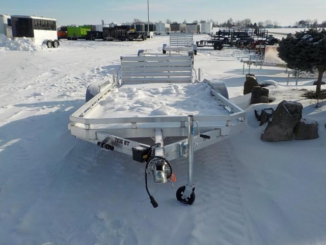 2021 Aluma 7816 TA-EL-BT Utility Trailer