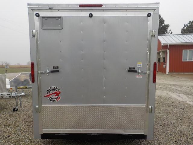 2021 Homesteader Trailers 716 IT TA2 Enclosed Cargo Trailer