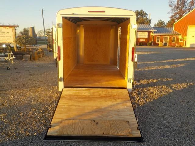 2021 Homesteader Trailers 612 CS SAFS Enclosed Cargo Trailer