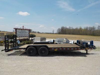2020 Big Tex Trailers 14ET-20BK-KR Equipment Trailer