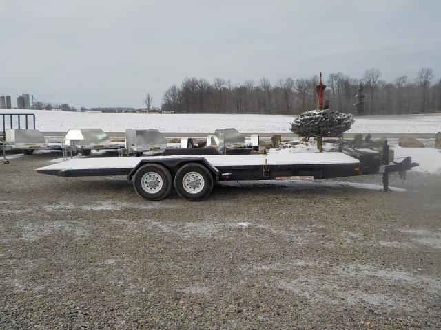 2014 Liberty LT14K22SPWBC6WF TILT Equipment Trailer