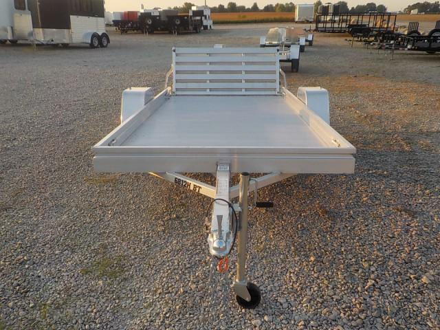 2021 Aluma 6812 H-BT Utility Trailer