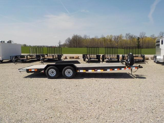 2020 PJ Trailers CEJ2052ESSOV Equipment Trailer