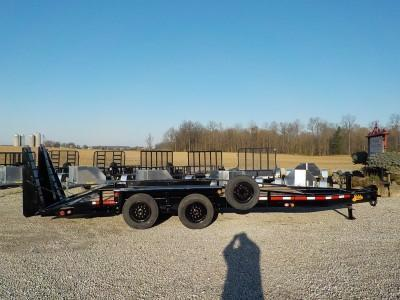 2011 Belshe BF11T-2EP Equipment Trailer ** USED **