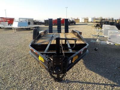 2011 Belshe BF11T-2EP Equipment Trailer ** USED **