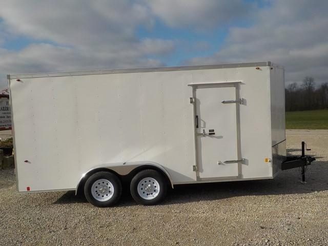 2021 Interstate IFC 716 TA2 Enclosed Cargo Trailer