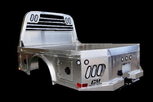 """CM ALSK Truck Bed 8'6"""" x 97"""" x 56"""" x 42"""""""