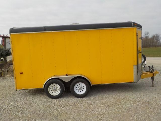 2004 Interstate 1 Trailers IWD 614 TA2 Enclosed Cargo Trailer