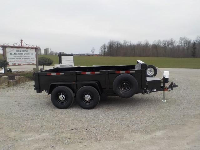 2021 Bri-Mar DT712 LP-LE -12 Dump Trailer