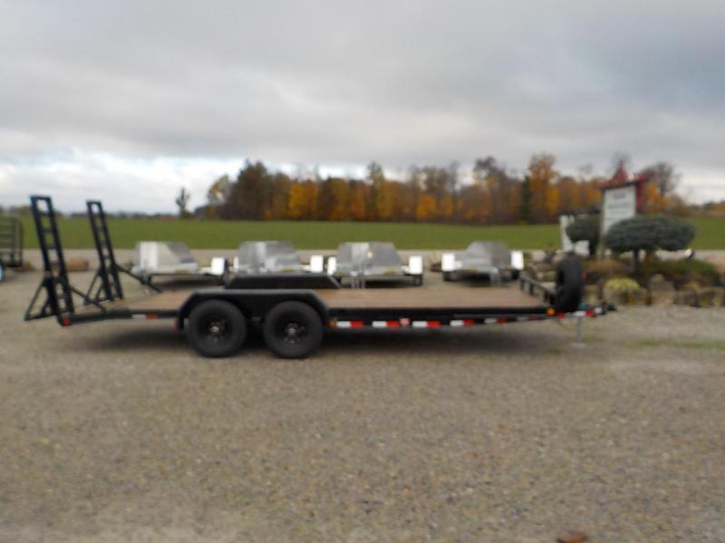 "2021 PJ Trailers CE 5"" CHANNEL Equipment Trailer"