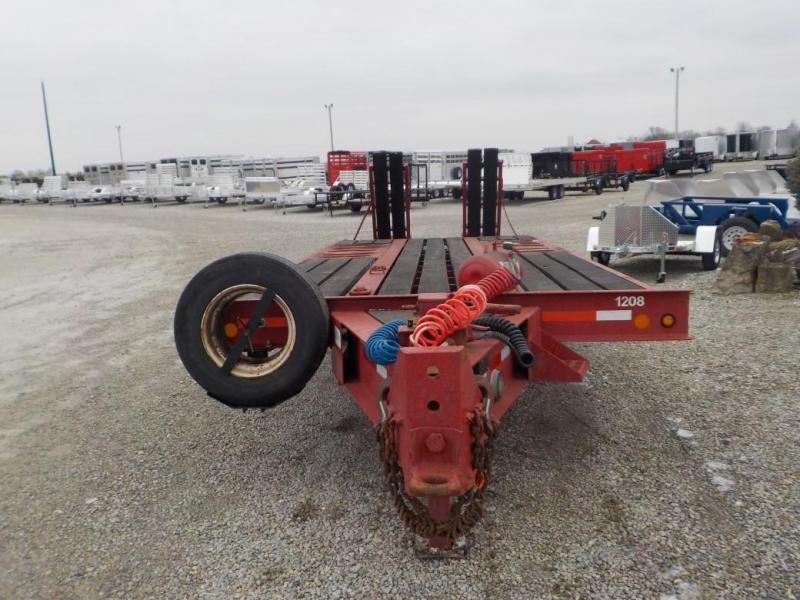 1994 Dyna-Weld Heavy Duty Equipment Trailer Equipment Trailer **USED**