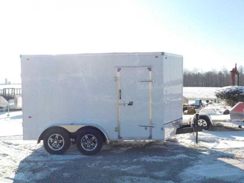 2020 Interstate SFC 712TA2 Enclosed Cargo Trailer