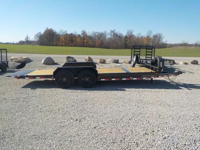 "2021 PJ Trailers T6 6"" CHANNEL TILT Equipment Trailer"