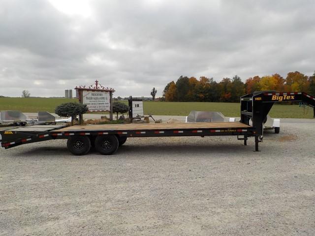 2022 Big Tex Trailers 14GN-22BK+5 MR Equipment Trailer