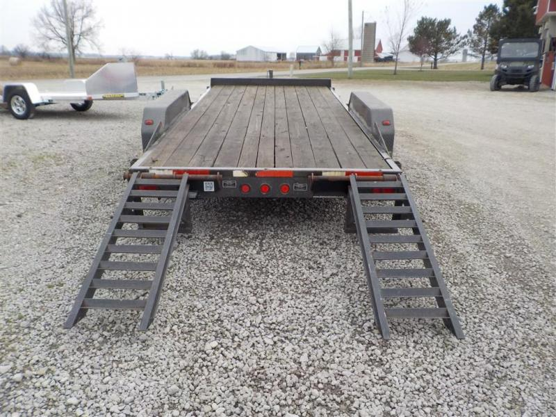 2008 Diamond C Trailers CHARGER Equipment Trailer **USED**