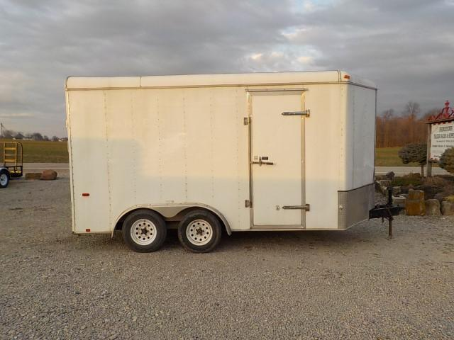 2011 Interstate 1 Trailers IWD 814 TA2 Enclosed Cargo Trailer