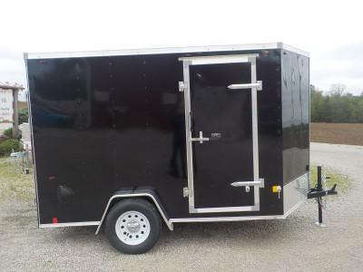 2020 Interstate  SFC 710 SAFS Enclosed Cargo Trailer