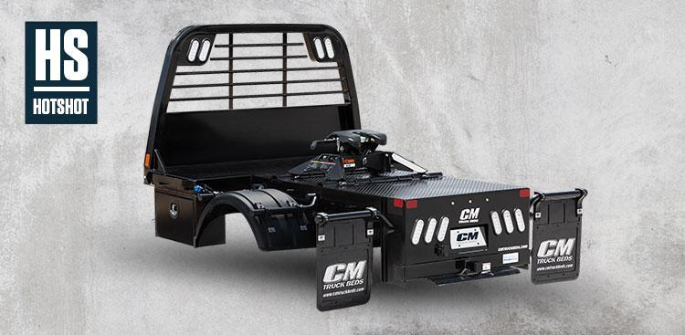 "NEW CM Hotshot Truck Bed 9'4"" x 84"" x 60"" x 34"""