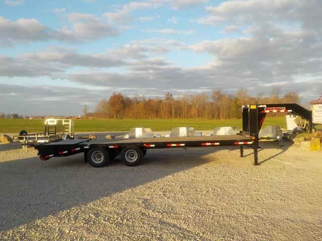 2021 Trailerman Trailers Inc. T102205HH2A-GN-200 HIRED HAND Equipment Trailer