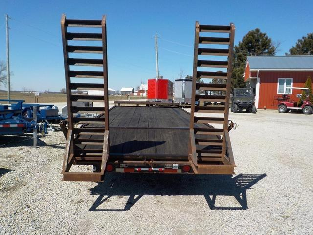 2006 International C-22X8-DO Equipment Trailer **USED**