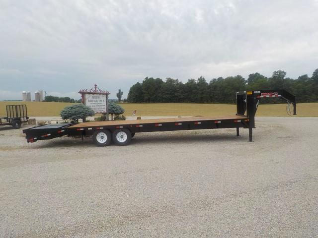 2021 Trailerman Trailers Inc. T102255HH2A-GN-140 HIRED HAND Equipment Trailer