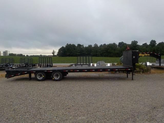 2014 Big Tex Trailers 22GN 25' + 5' BK 3CP Equipment Trailer
