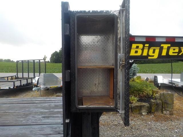 2014 Big Tex Trailers 22GN 25' + 5' BK 3CP Equipment Trailer