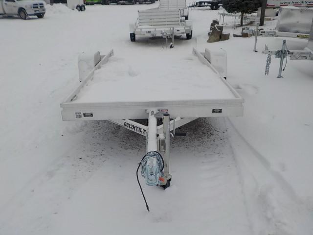 2022 Aluma 6812 H- TILT Utility Trailer