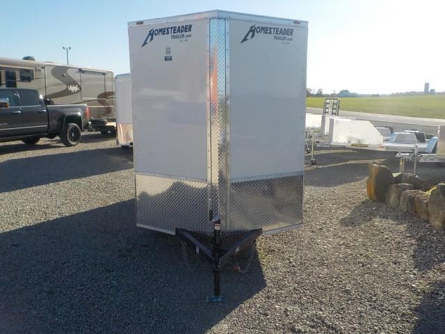 2021 Homesteader Trailers 612 IS SAFS Enclosed Cargo Trailer