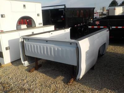 2018 Chevrolet 8' Truck Bed **USED**