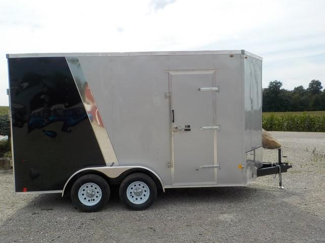 2021 Interstate 1 Trailers IFC 714 TA2 Enclosed Cargo Trailer