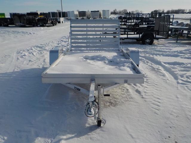 2022 Aluma 7210 H-S-TG Utility Trailer