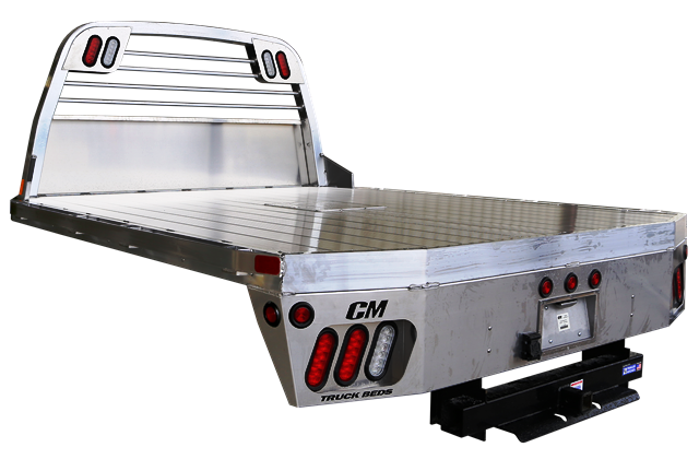 "CM AL RD 11'4"" / 97"" / 84"" / 34"" Truck Bed"