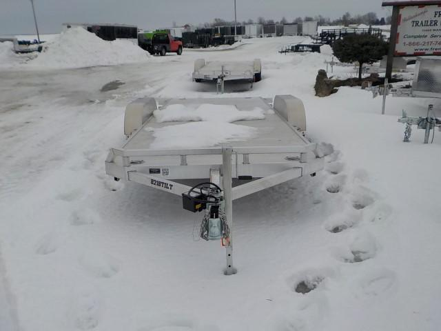 2022 Aluma 8218 TILT-TA-EL-RTD Utility Trailer