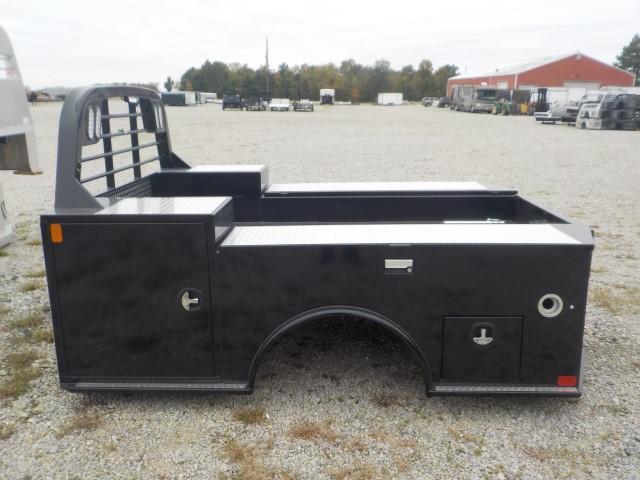 2022 CM Truck Beds TM DELUXE Truck Bed