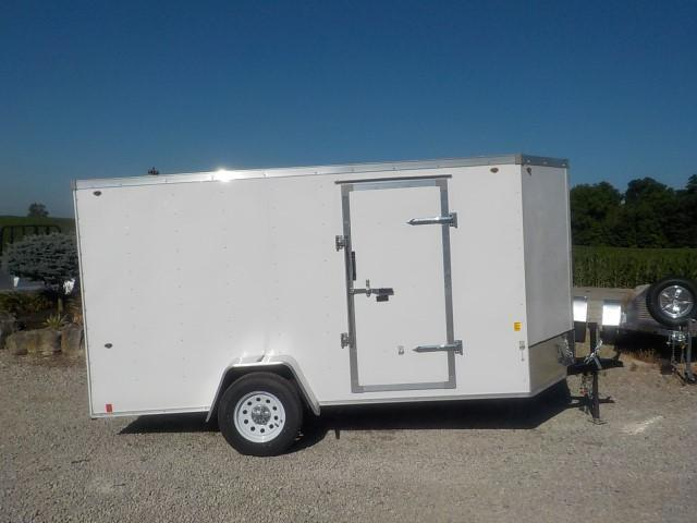 2020 Interstate 1 Trailers SFC 612 SAFS Enclosed Cargo Trailer
