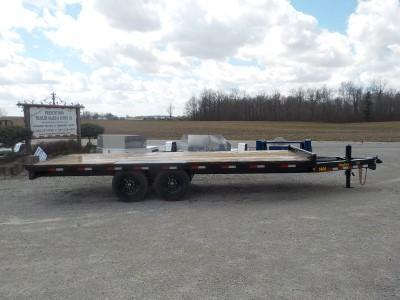 2020 Big Tex Trailers 14OA-20BK-8SIR Equipment Trailer