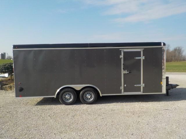 2021 Interstate I-820 TA3 XLT Enclosed Cargo Trailer